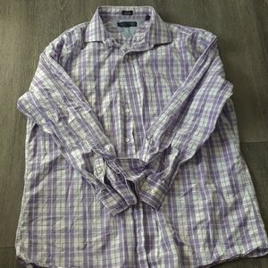 Tommy Hilfiger mens buttons shirt slim fit